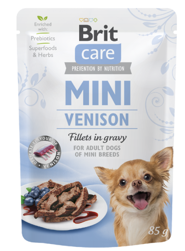 Brit Care Mini® Venison