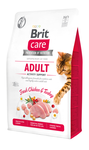 Brit Care® Cat GF Adult Activity Support