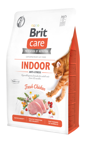 Brit Care® Cat GF Indoor