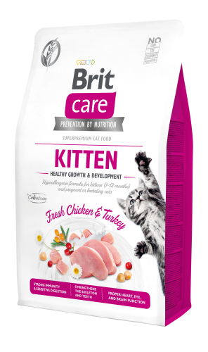 Brit Care® Cat GF Kitten