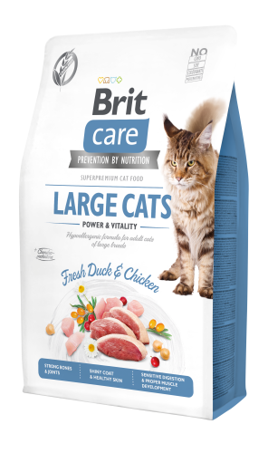 Brit Care® Cat GF Adult Large