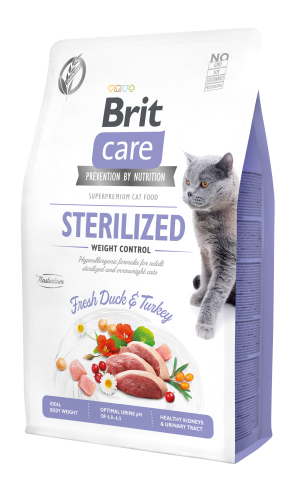 Brit Care® Cat GF Sterilized Weight Control