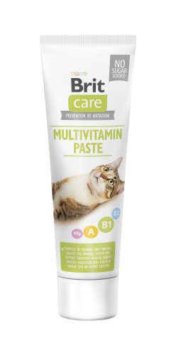 Brit Care® Cat Multivitamin Paste