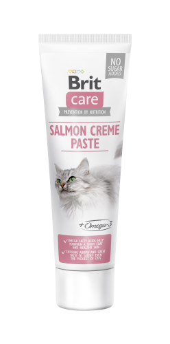 Brit Care® Cat Salmon Creme Paste