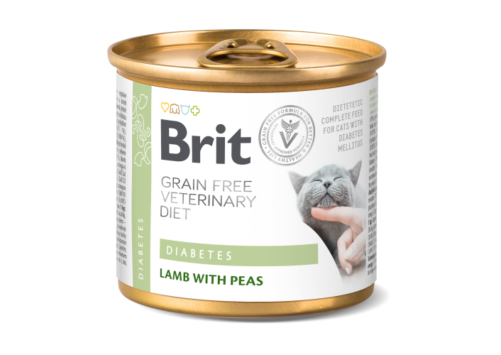 Brit® VD Cat Diabetes
